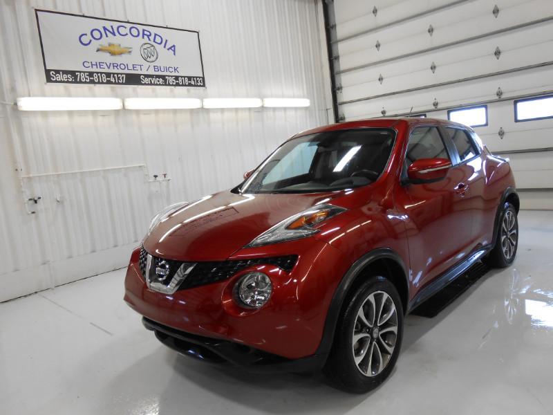 Used 2017 Nissan JUKE SV