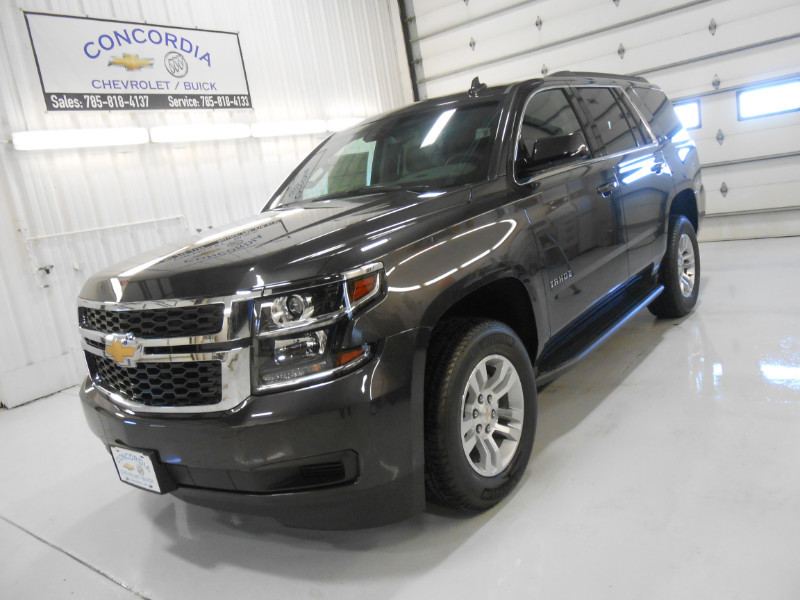 New 2018 Chevrolet Tahoe LT