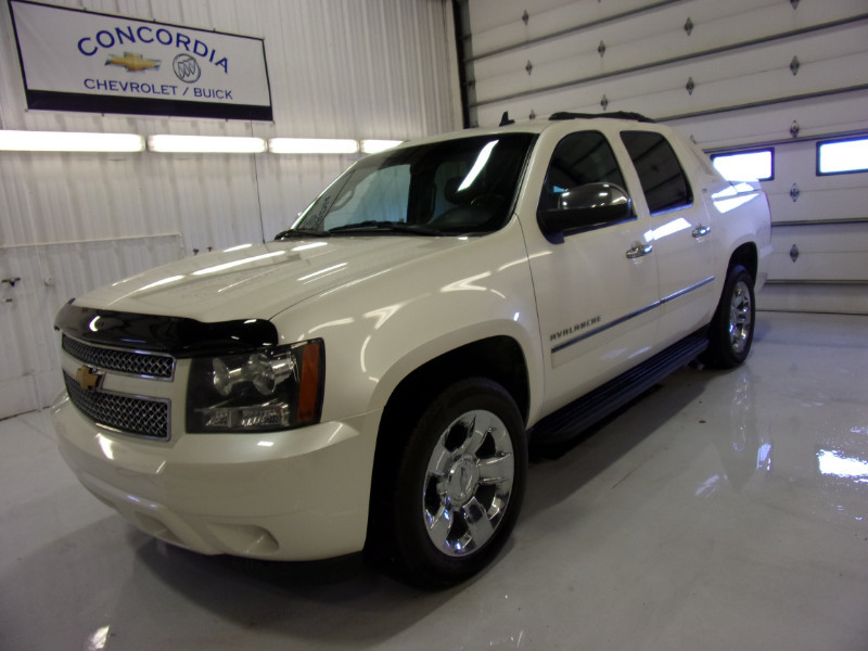 Used 2012 Chevrolet Avalanche LTZ