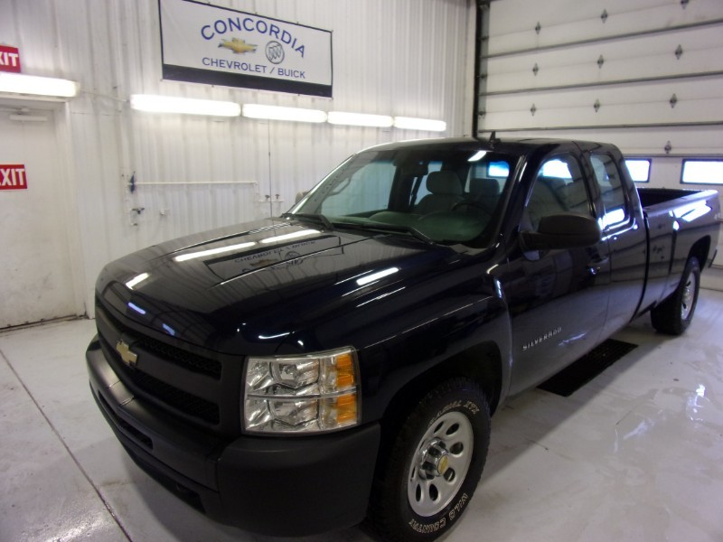 Used 2011 Chevrolet Silverado 1500 Work Truck