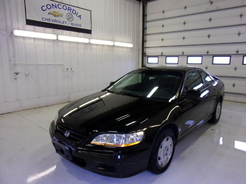 Used 2001 Honda Accord Cpe LX