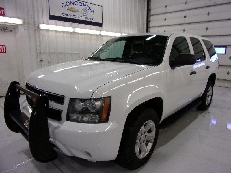 Used 2012 Chevrolet Tahoe Commercial