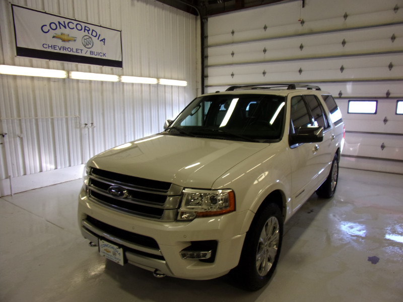 Used 2016 Ford Expedition Platinum