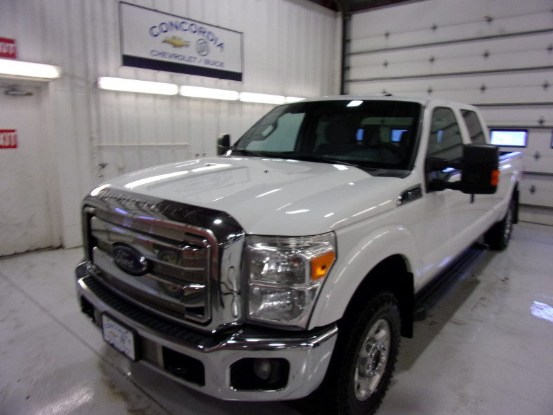 Used 2015 Ford Super Duty F-250 SRW XLT