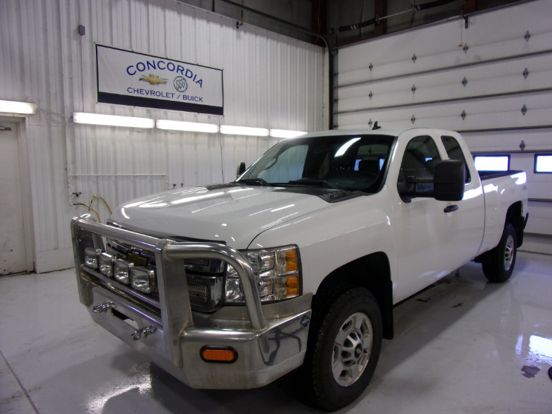 Used 2011 Chevrolet Silverado 2500HD LT