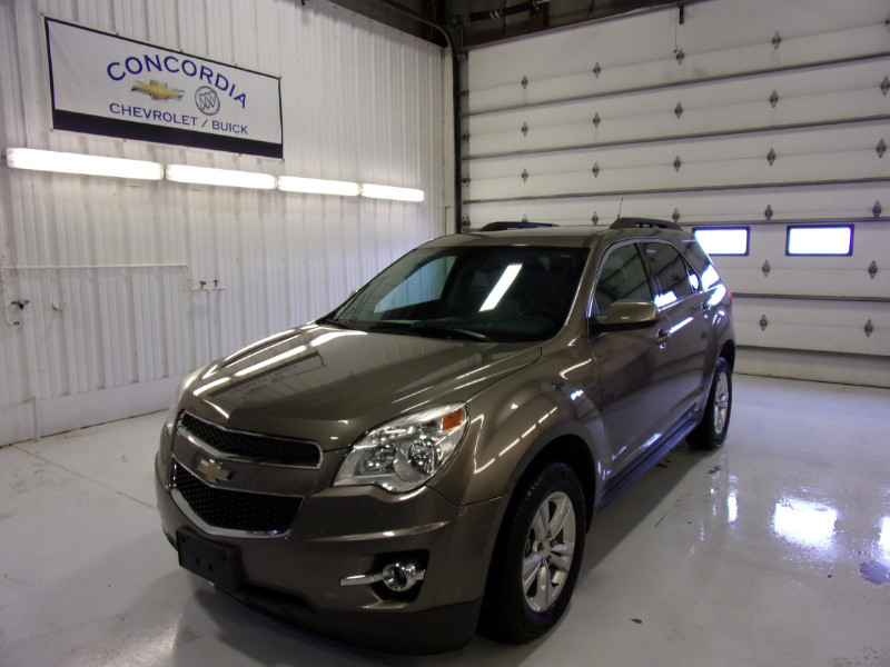 Used 2012 Chevrolet Equinox LT w/2LT