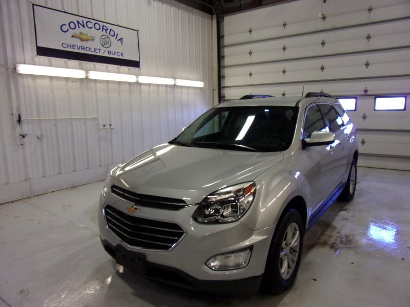 Used 2017 Chevrolet Equinox LT