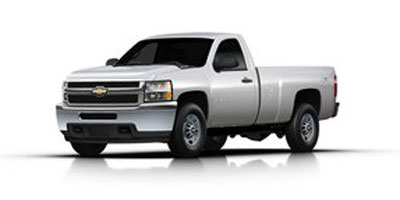 Used 2012 Chevrolet Silverado 2500HD Work Truck