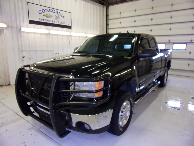 Used 2007 GMC Sierra 2500HD SLE1
