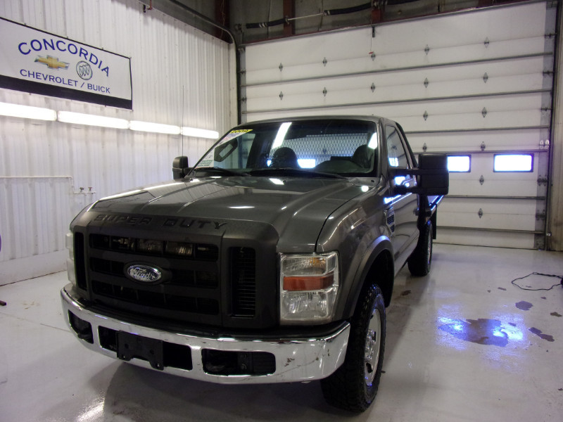 Used 2009 Ford Super Duty F-350 SRW XL