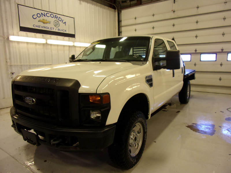 Used 2008 Ford Super Duty F-350 SRW XL