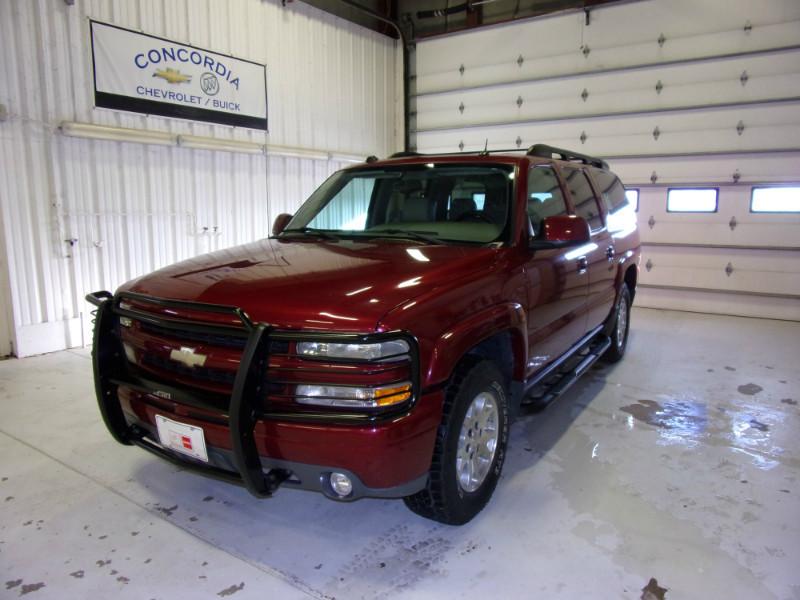 Used 2005 Chevrolet Suburban Z71