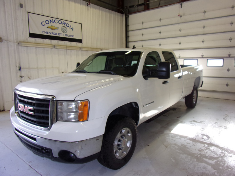 Used 2008 GMC Sierra 3500HD SRW SLE1