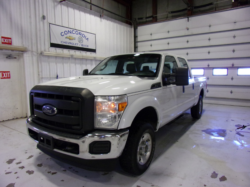 Used 2015 Ford Super Duty F-250 SRW XL
