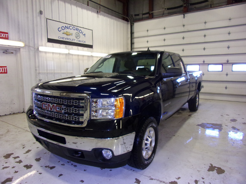 Used 2014 GMC Sierra 2500HD SLE