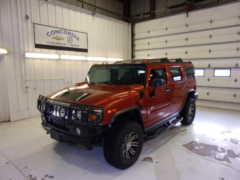 2003 Hummer H2 Suv Concordia Ks Concordia Chevrolet Buick