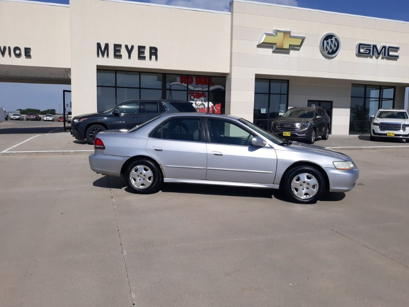2002 Used Honda Accord Sdn EX w/Leather