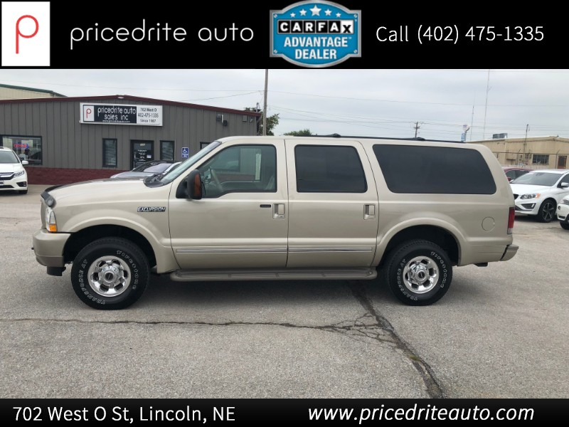Used 2004 Ford Excursion Limited