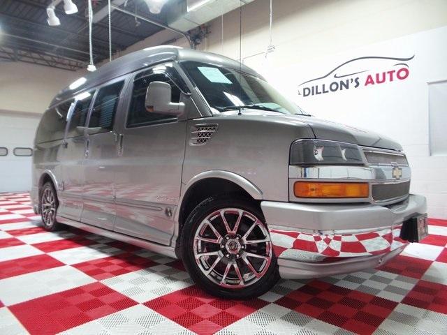 Used 2011 Chevrolet Express 1500 Upfitter