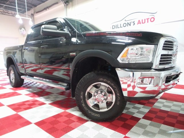 Used 2013 Ram 2500 Power Wagon