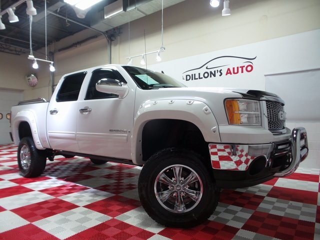 Used 2008 GMC Sierra 1500 SLT