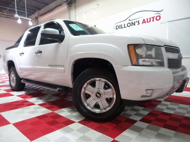 Used 2008 Chevrolet Avalanche 1500 LT