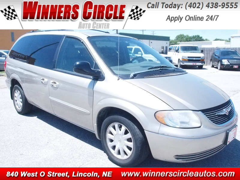2003 Used Chrysler Town & Country EX