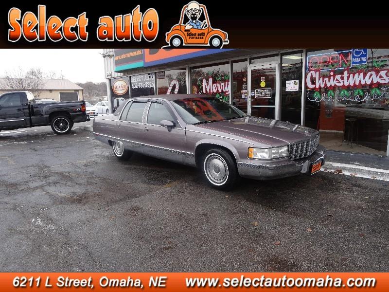 Used 1993 Cadillac Fleetwood