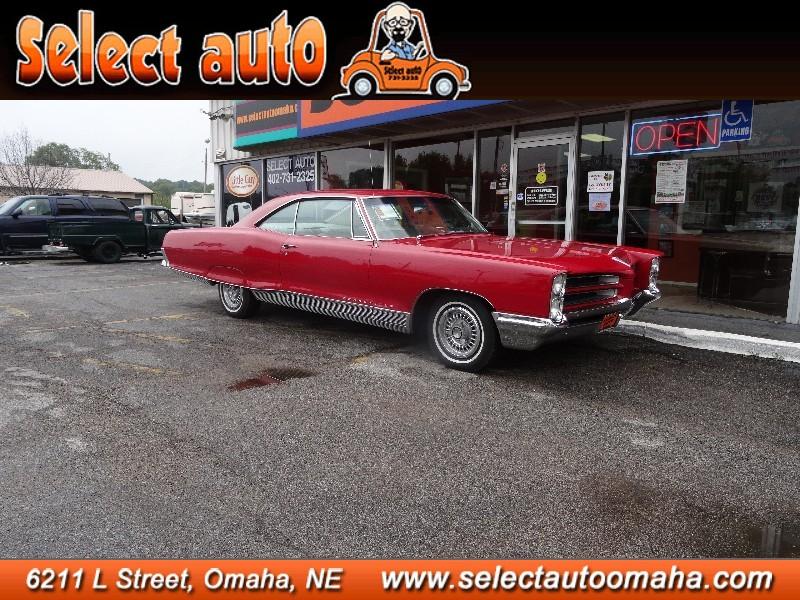 Used 1966 Pontiac Bonneville
