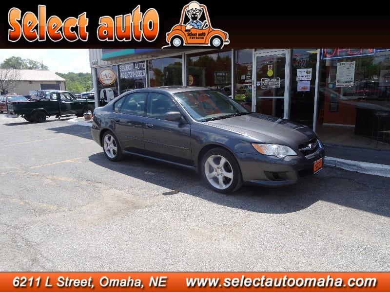 Used 2009 Subaru Legacy Special Edition