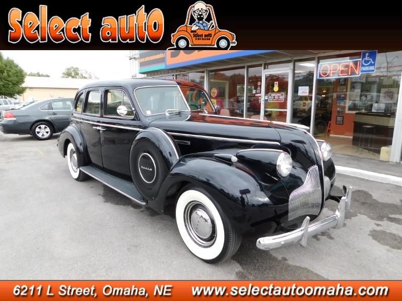Used 1939 Buick Century