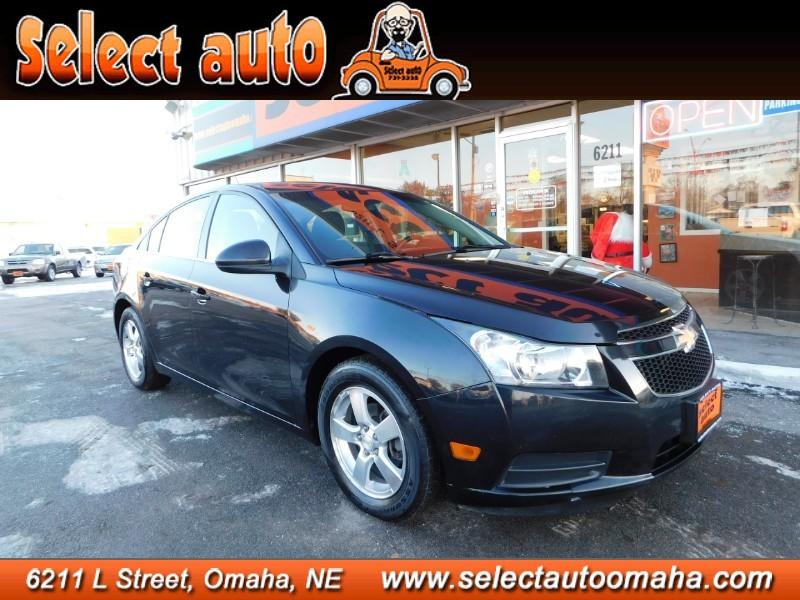 Used 2012 Chevrolet Cruze LT w/1FL