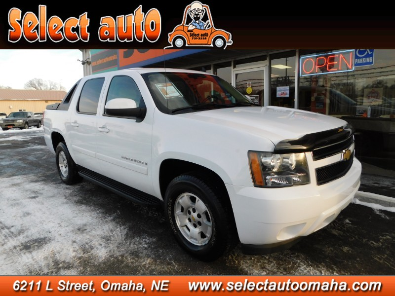 Used 2007 Chevrolet Avalanche LT w/2LT