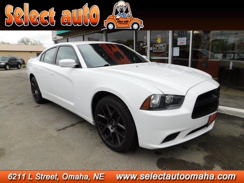 Used 2013 Dodge Charger Police
