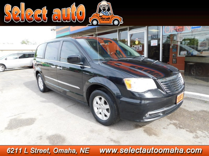 Used 2011 Chrysler Town & Country Touring