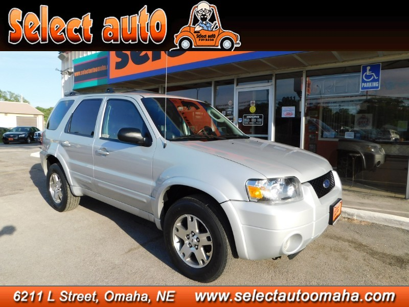 Used 2005 Ford Escape Limited
