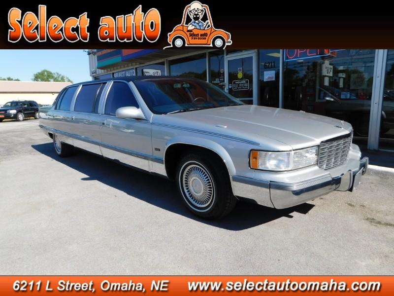 Used 1996 Cadillac Fleetwood