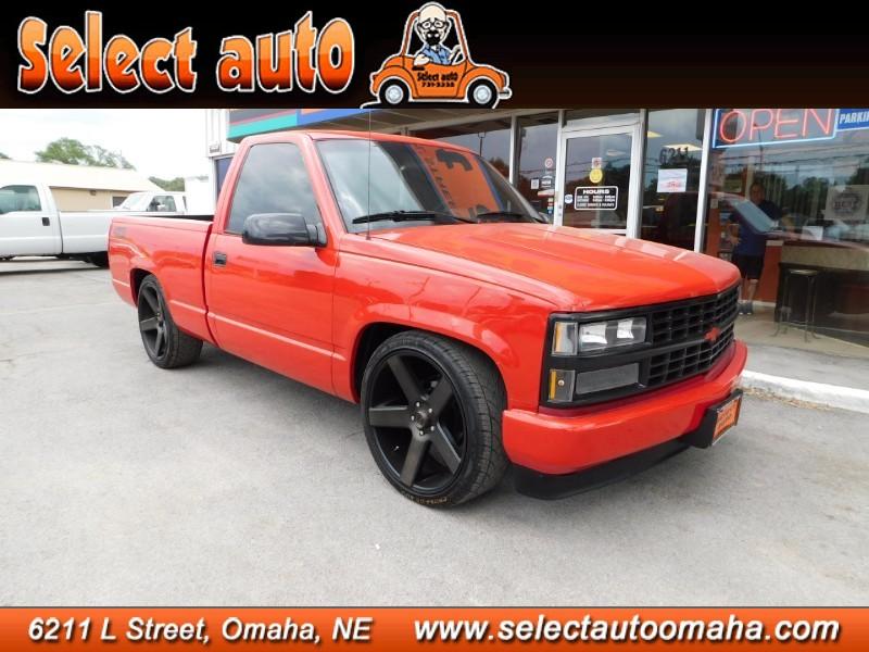 Used 1988 Chevrolet 1/2 Ton Pickups