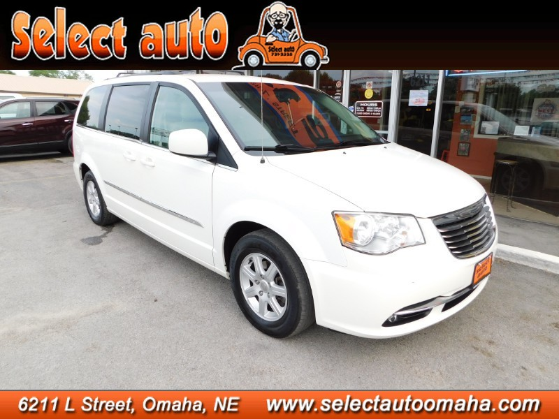 Used 2013 Chrysler Town & Country Touring