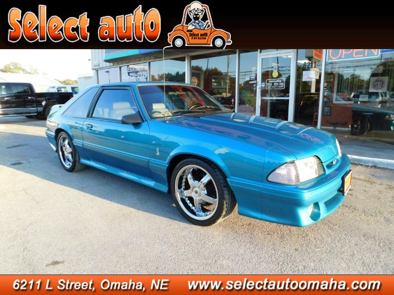 Used 1993 Ford Mustang Cobra