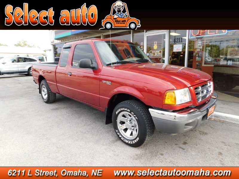 Used 2003 Ford Ranger XLT Appearance