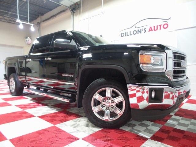 2015 Gmc Sierra 1500 Slt Truck Lincoln Ne Dillon S Auto
