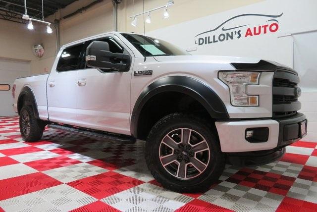 Lincoln Truck 2015 >> 2015 Ford F 150 Lariat Truck Lincoln Ne Dillon S Auto