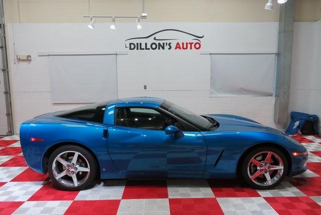 2008 Chevrolet Corvette Base Coupe Lincoln Ne Dillons Auto