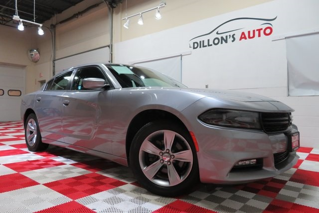 Used 2018 Dodge Charger SXT