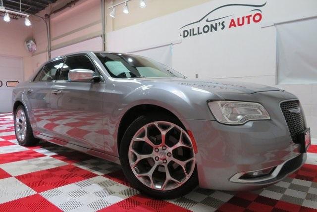 Used 2017 Chrysler 300C Platinum