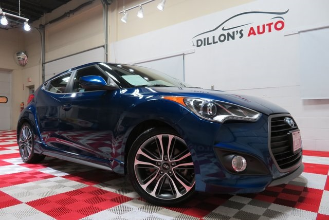 2016 Hyundai Veloster Turbo R Spec In Lincoln Ne Back To Inventory View More Photos 32