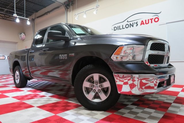 2015 Ram 1500 Tradesman Truck Lincoln Ne Dillon S Auto