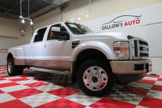 Used 2008 Ford F-450SD King Ranch