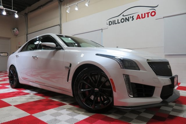 Used 2018 Cadillac CTS-V Base